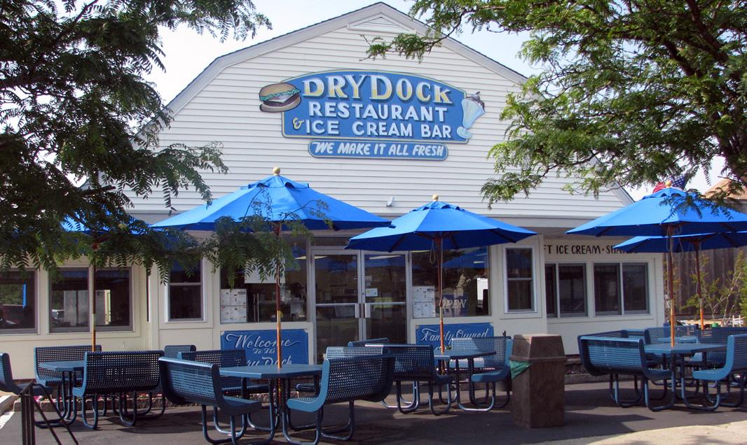 Dry Dock Restaurant Building